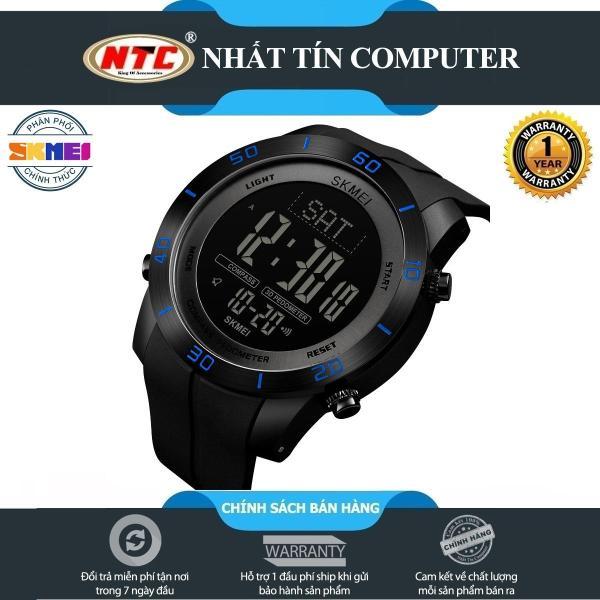Đồng hồ thể thao nam SKMEI 1354 (dây khóa nhựa điện tử chống nước sâu 5ATM) - Nhất Tín Computer
