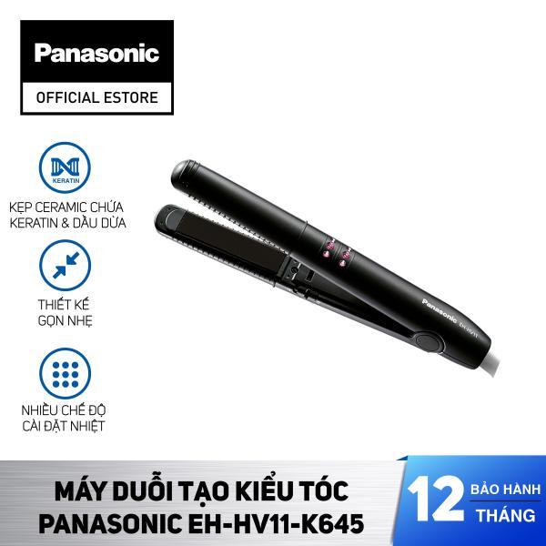 Bảng giá Máy Duỗi Tạo Kiểu Tóc Panasonic EH-HV11-K645 - Bảo Hành 12 Tháng - Hàng Chính Hãng Điện máy Pico
