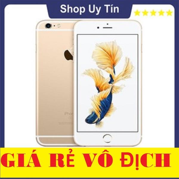 Điện thoại Iphone6S  128G bản Quốc Tế mới zin, màn hình 4.7inch, full chức năng, chơi Game PUBG/Liên Quân mượt,  TIKTOK ZALO FB YOUTUBE