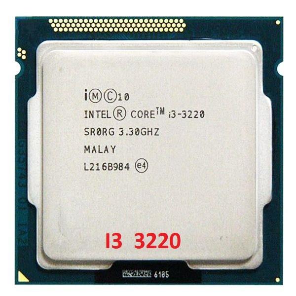 Bảng giá Chíp core i3 3220 CPU core i3 3220 socket 1155 3.3Ghz Phong Vũ