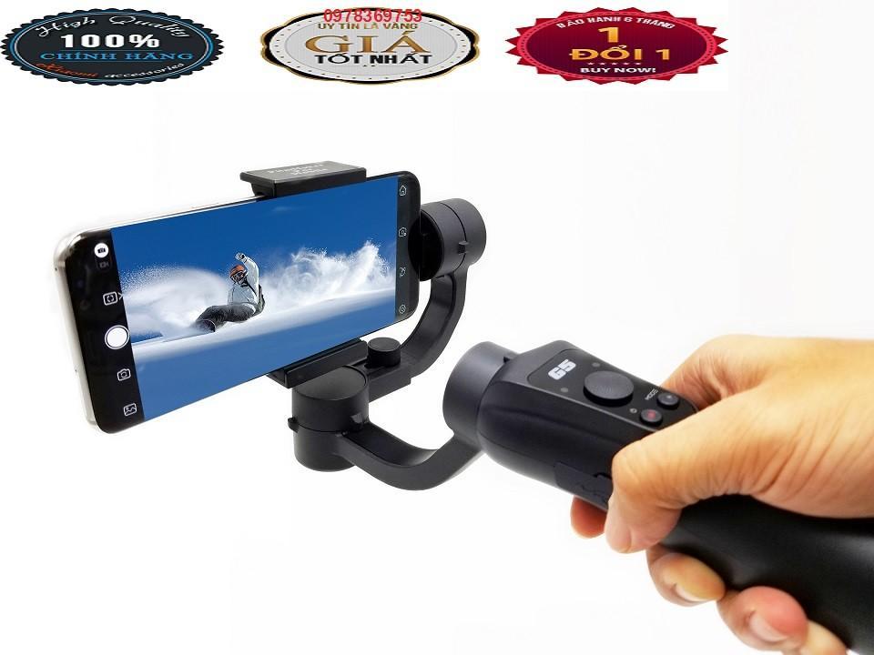 Giá tay Cầm quy phim chuyên nghiệp cho điện thoại chống rung điện tử 3 trục