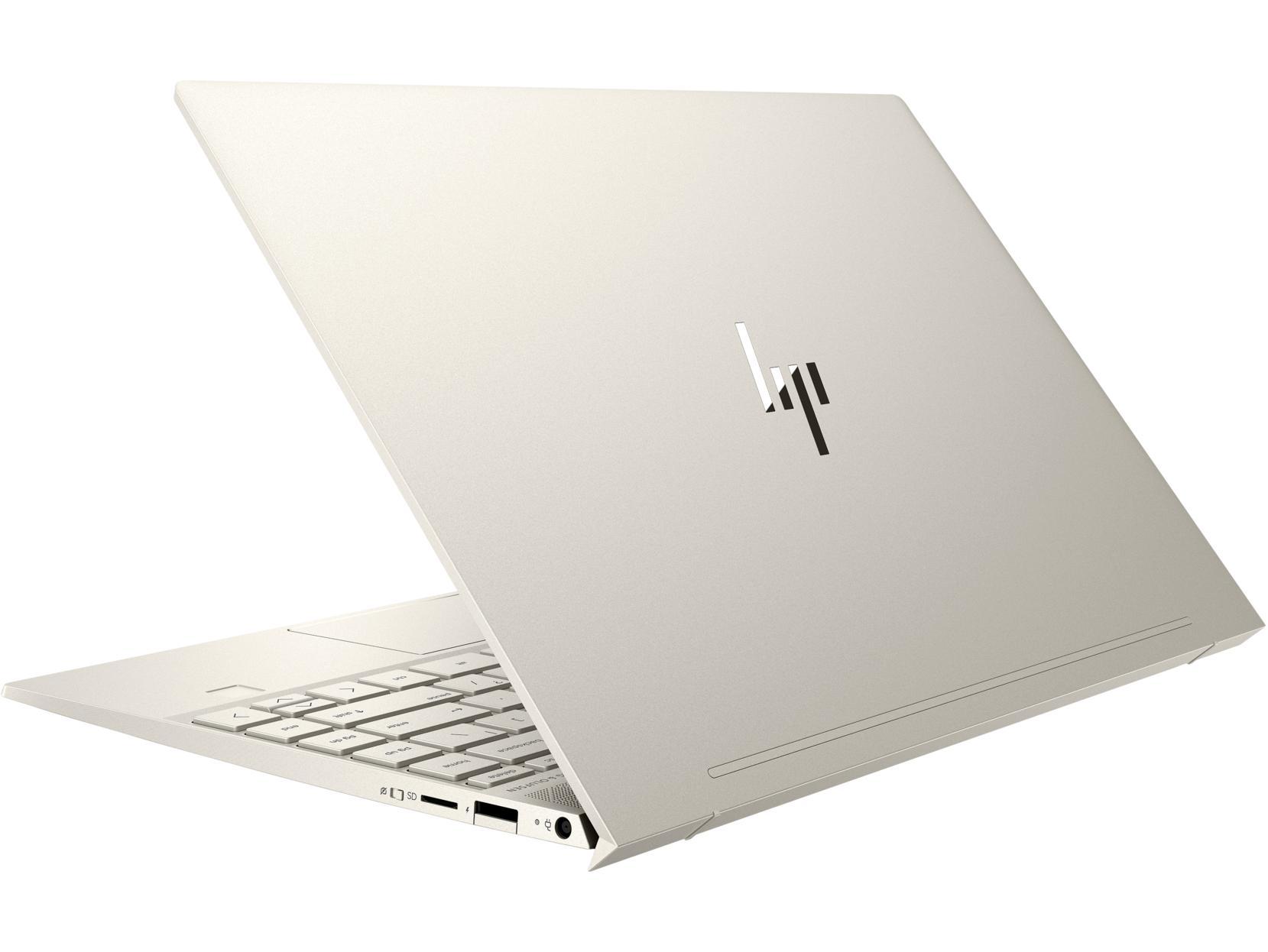 Laptop HP ENVY 13-aq0026TU (Core i5-8265U/8GB RAM/256GB SSD/13.3'' FHD/6ZF38PA) - Hàng Chính Hãng