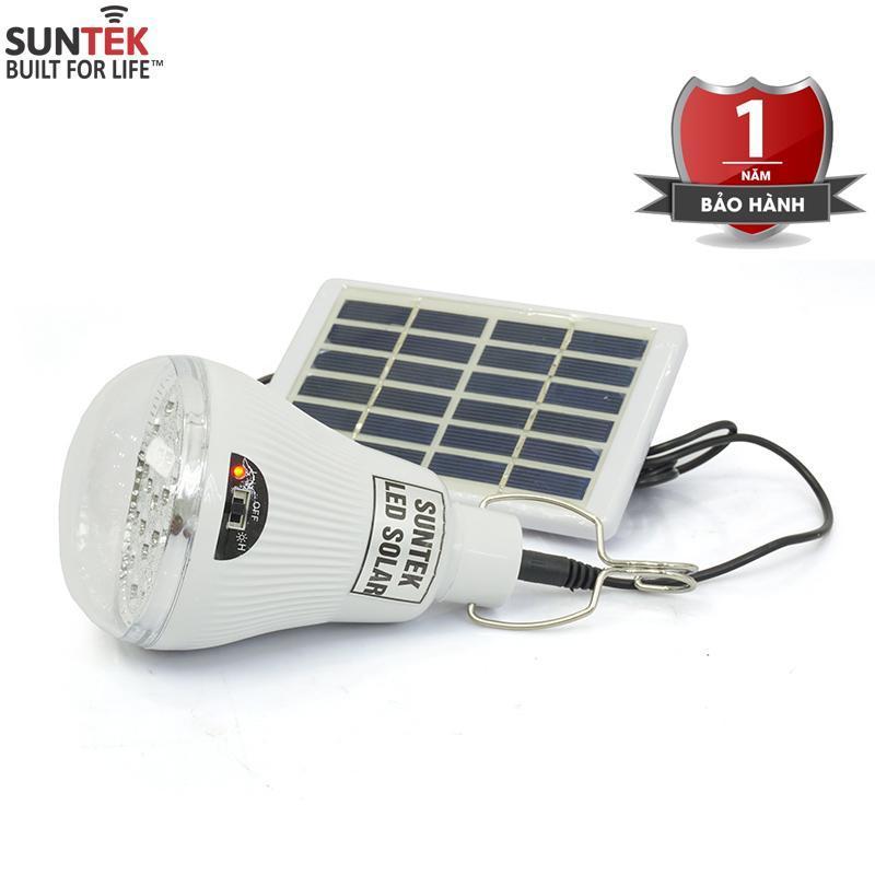 Bóng đèn tích điện năng lượng mặt trời SUNTEK EP-020