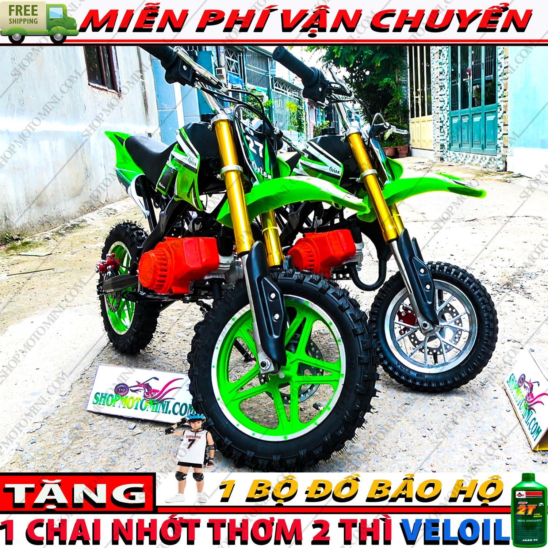Mua Cào cào mini 50cc ( Bánh lớn ) | moto ruồi trẻ em chạy bằng động cơ xăng