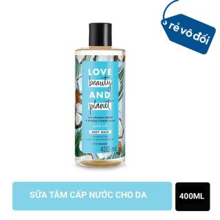Sữa Tắm Dưỡng Dịu Nhẹ Love Beauty And Planet 400ml - Hàng công ty thumbnail