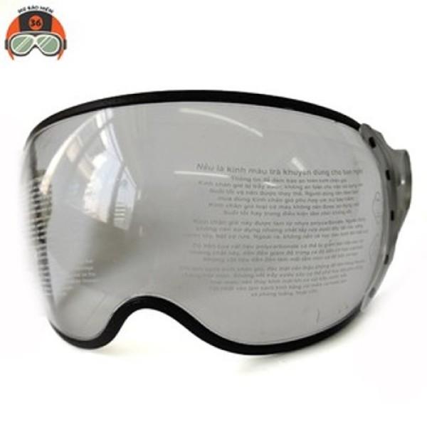 Kính thay thế mũ bảo hiểm Andes Sunda - kính chính hãng