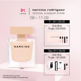 Nước hoa nữ Narciso Rodriguez Narciso Eau De Parfum Poudree 90ml thumbnail