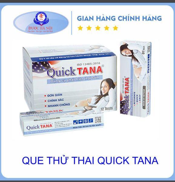 QUE THỬ THAI QUICK TANA (hộp 1 que)