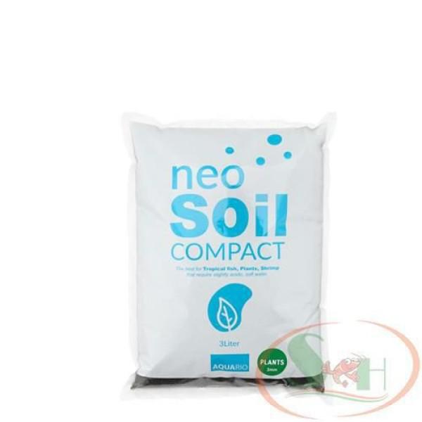 Nền Trồng Cây Thủy Sinh Aquario Neo Soil Compact Plants - Bao 3 Lít