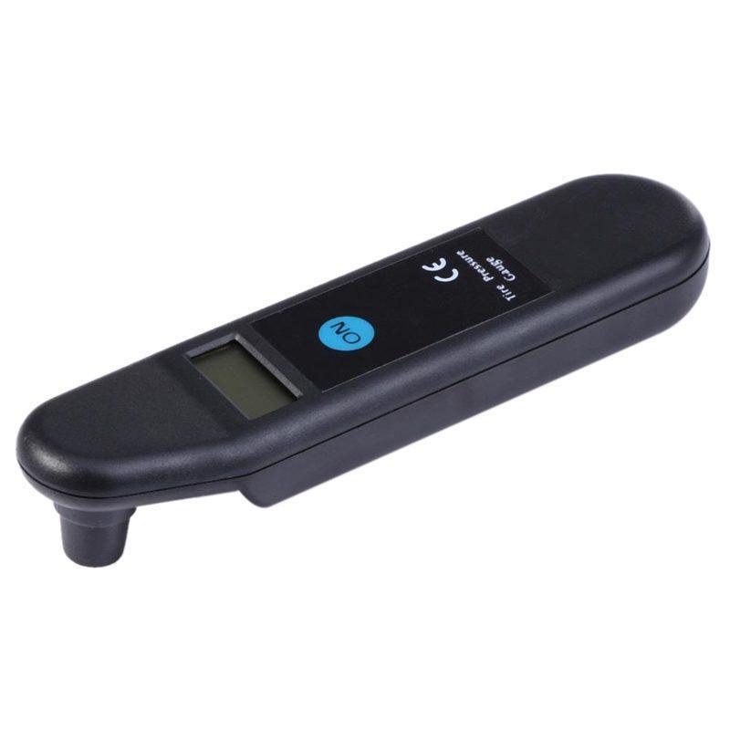 Portable LED Display Digital Car Truck Van Tire Pressure Meter Air Gauge