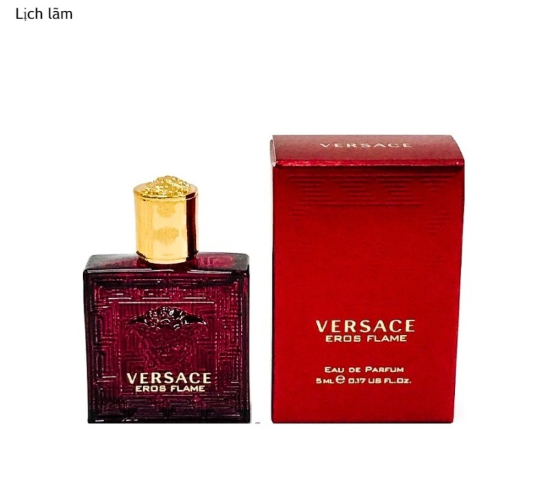 Nước hoa nam Versace Eros Flame 5ml - MINI