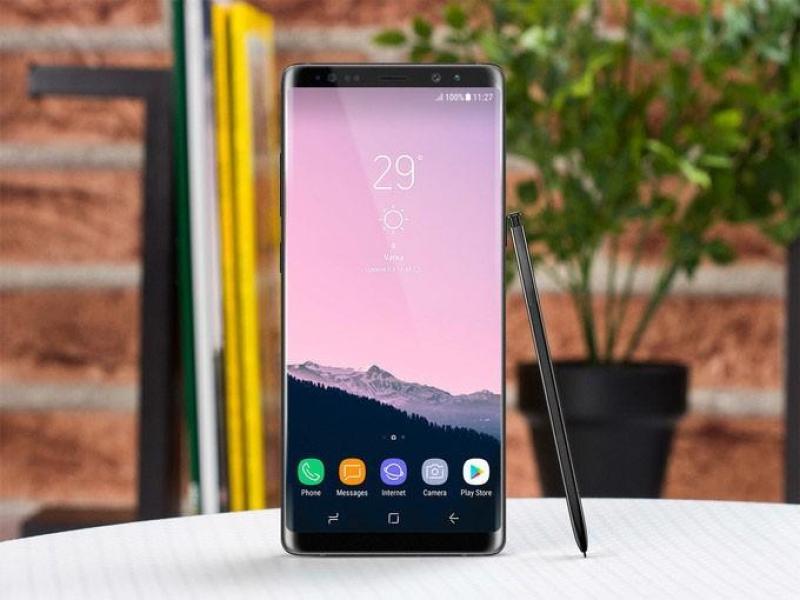 Điện Thoại Samsung Note 8 Chuẩn Zin 100% Với Ram6GB/Rom64GB - Hiệu Năng Mạnh Mẽ. Tặng Sạc Cáp Nhanh Chính Hãng, Tai Nghe Và Ốp.