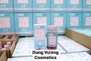 KẸO DẺO KÍCH THÍCH MỌC TÓC HAIR BURST CHEWABLE HAIR VITAMINS thumbnail