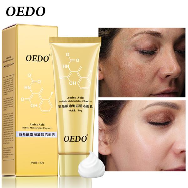 OEDO Sữa rửa mặt làm sạch lỗ chân lông axit amin sản phẩm rửa mặt chăm sóc da mặt chống lão hóa làm sạch nếp nhăn