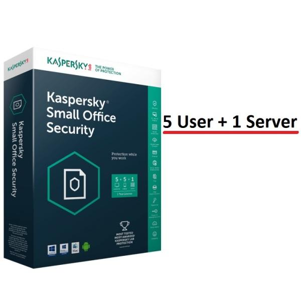 Bảng giá KASPERSKY SMALL OFFICE SECURITY 5PCs + 1 File Server Phong Vũ