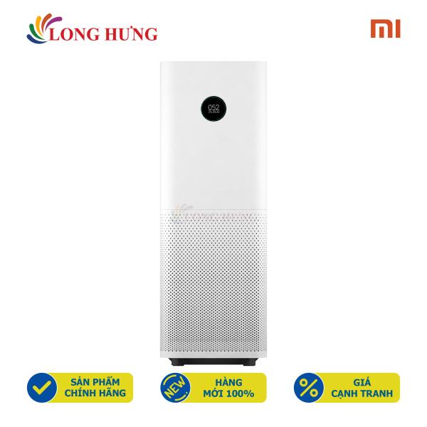 Máy lọc không khí Xiaomi Mi Air Purifier Pro/EU FJY4013GL AC-M3-CA - Hàng chính hãng - Màn hình LED hiển thị chế độ, thông số tiện lợi, điều khiển bằng giọng nói, lọc bụi mịn 2.5 micro-met