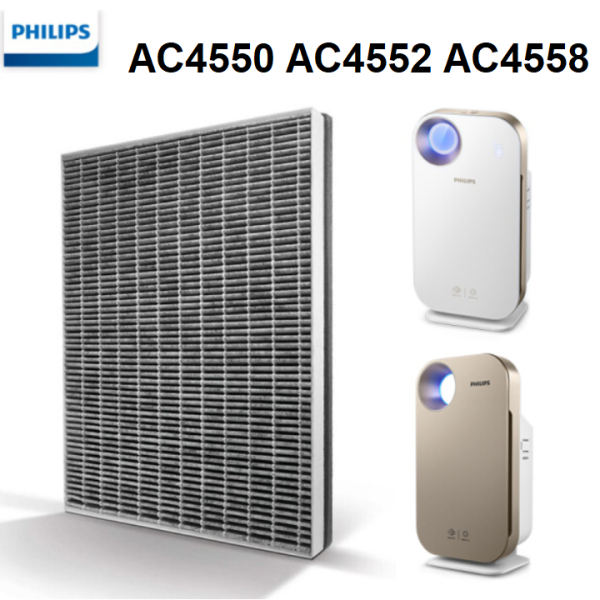 Tấm lọc, màng lọc thay thế dùng cho máy lọc không khí thương hiệu Philips FY4152/00 dùng cho các mã AC4550, AC4552, AC4558