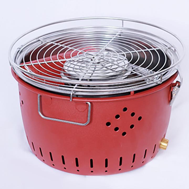 Bếp nướng than không khói  BBQ home BN01 (có sạc tích điện)