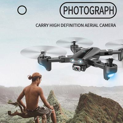 Flycam Giá Rẻ, Máy Bay Điều Khiển Từ Xa, Siêu phẩm Flycam 4K Wifi G.P.S S167 Cao Cấp Đèn LED Siêu Sáng Kiểu Dáng Siêu Đẹp Hình Ảnh Siêu Nét, Động Cơ Chổi Than Mạnh Mẽ, Tốc Độ Bay Siêu Khủng, Camera 4K, Có Định Vị , Tự Quay Về