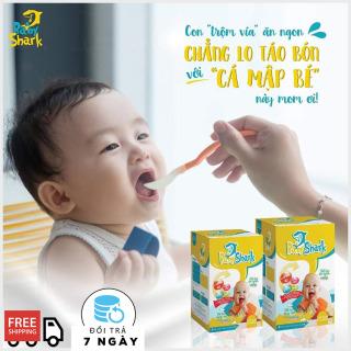 Siro Baby Shark-AnTu Hoss-Hỗ Trợ Bé Ăn Ngon, Hết Táo Bón, Tăng Sức Đề Kháng-Siro Dành Cho Bé thumbnail