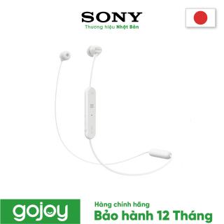 Tai nghe không dây nhét tai SONY WI-C300 Màu Trắng - Bảo hành 12 tháng chính hãng thumbnail