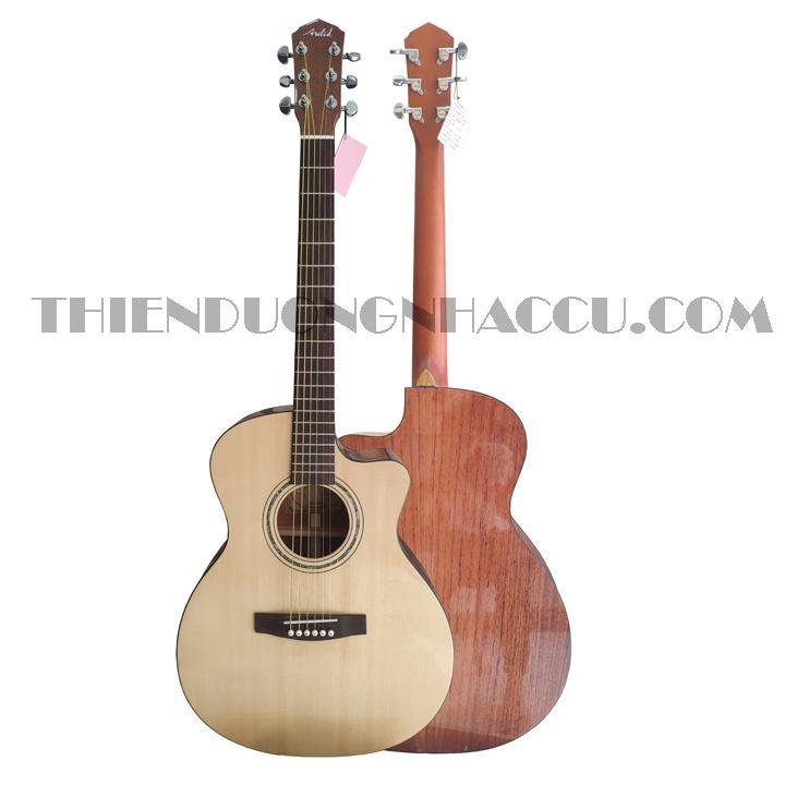 đàn guitar acoustic gỗ hồng đào Asolid 51CA