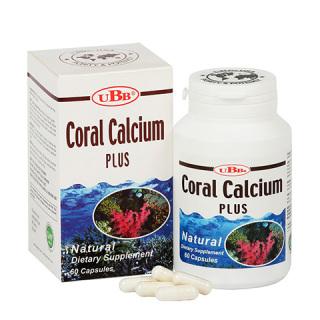 Viên uống Coral Calcium Plus UBB- Hỗ trợ xương chắc khỏe và ngăn ngừa tình trạng loãng xương (Hộp 60 viên) thumbnail