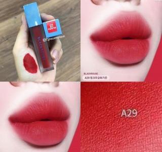 Son Kem Lì Black Rouge Air Fit Velvet Tint Beauty&Midnight Mịn Môi 36.8g thumbnail