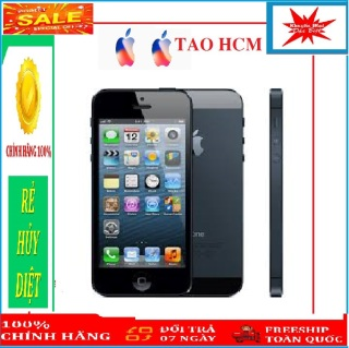 TAI NGHE điện thoại Iphone5 bản Quốc Tế, chơi Game mượt, vân tay nhạy thumbnail