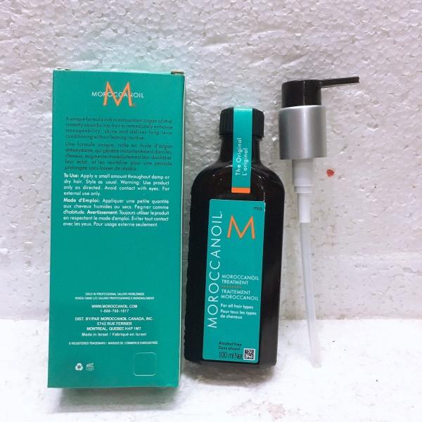 Tinh dầu dưỡng tóc moroccanoil nhập khẩu
