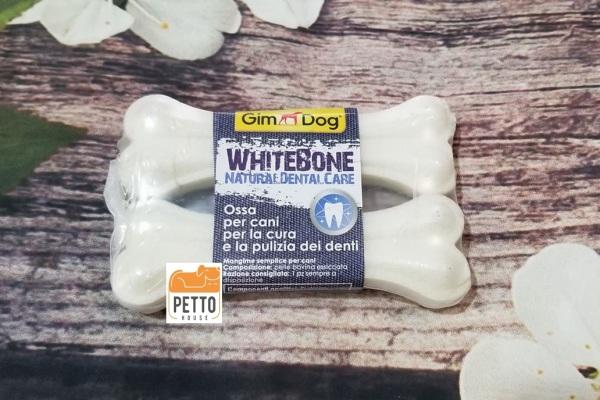[HCM]Xương gặm da bò nguyên chất cho chó Gimdog chewbone