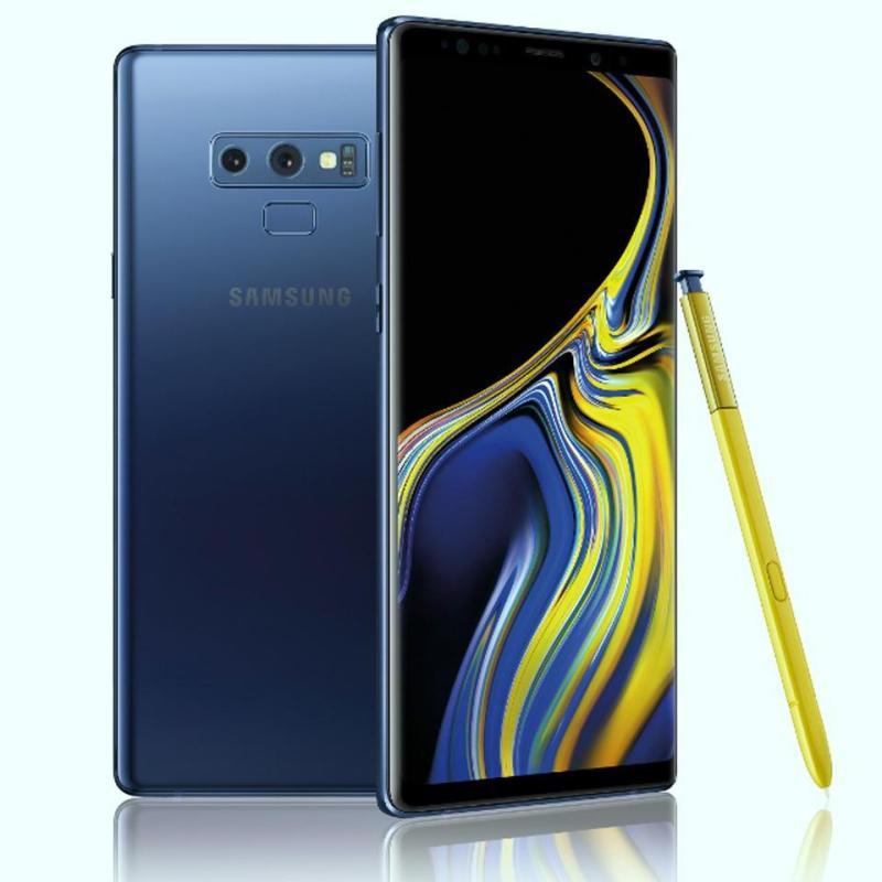 Samsung Galaxy NOTE 9 128GB ( Màu xanh ) - Hàng nhập khẩu NEW