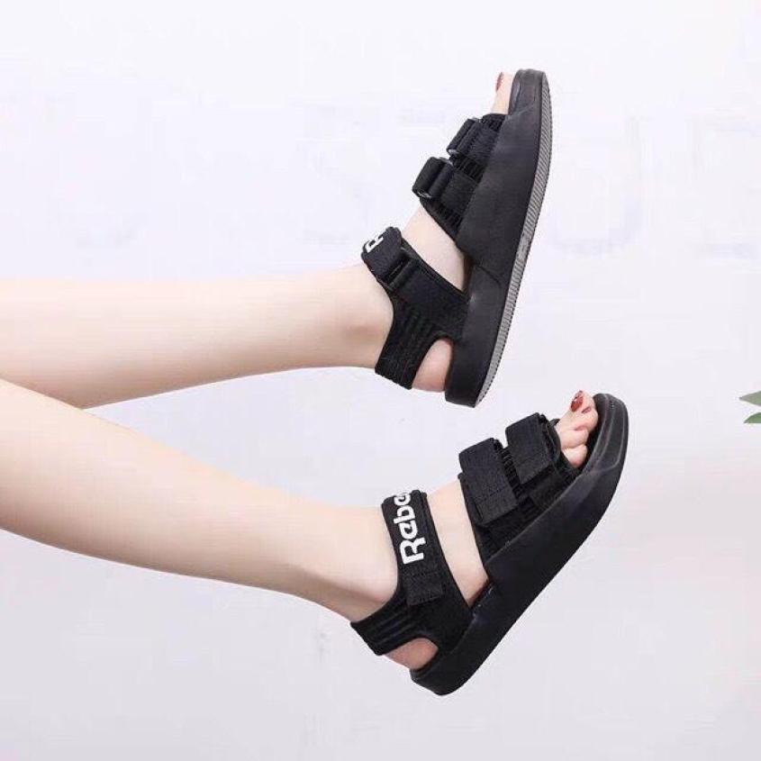 sandal nữ REE (xả 35 màu đen 60k) giá rẻ