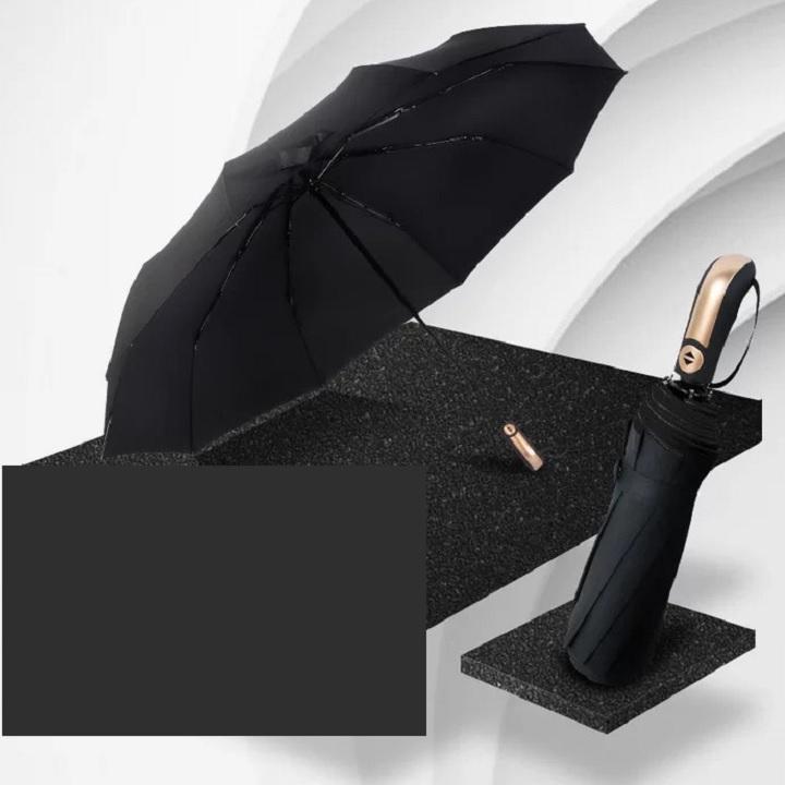Dù đi mưa cao cấp đóng mở tự động 2 chiều cỡ lớn đường kính 120 cm shopaha247