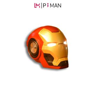 Piman Loa bluetooth Iron Man siêu Bass, Loa bluetooth âm thanh max to cực chất P111 thumbnail
