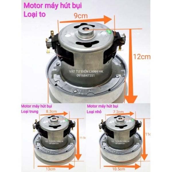[Hàng mới 100% dây đồng] Motor động cơ máy hút bụi đa năng - Mô tơ các size cỡ