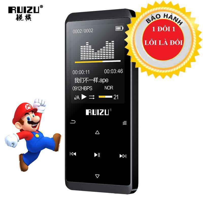 Máy Nghe Nhạc Thể Thao Ruizu D02 8GB - Lossless