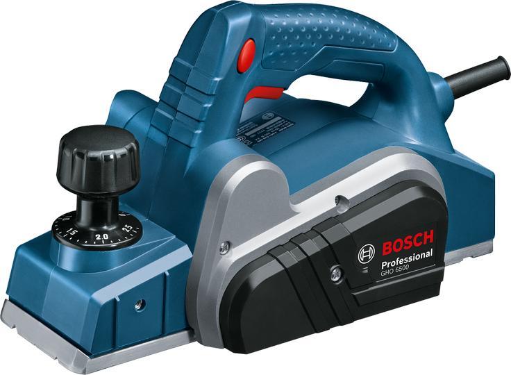 Máy bào gỗ Bosch GHO 6500 + Quà tặng áo mưa