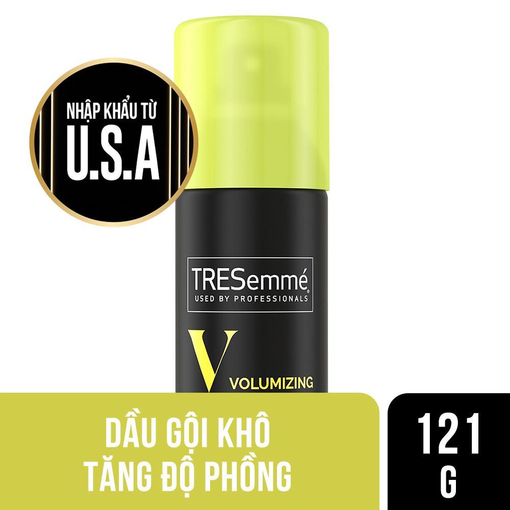 Dầu gội khô giúp tăng độ phồng cho tóc TRESemme Volumizing 121g