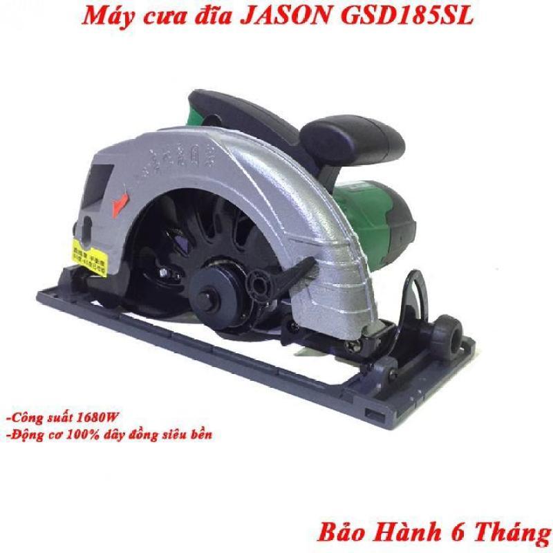 Máy Cưa gỗ Đĩa JASON GSD185 Công Suất 1680W-Máy Cưa Gỗ JASON GSD Cao Cấp