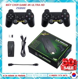 Máy chơi game điện tử không dây PS3000, Chế độ 4k HD, Kết nối HDMI - May choi game cam tay nintendo - máy chơi game 4 nút - máy chơi game playstation thumbnail