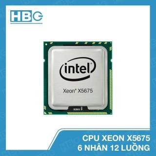 Bộ Xử Lý In Xeon x5675 thumbnail