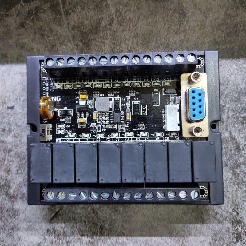 Bo mạch lập trình PLC FX1N 20MR