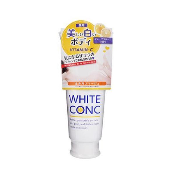 TẨY DA CHẾT DƯỠNG TRẮNG TOÀN THÂN WHITE CONC BODY GOMMAGE 180G giá rẻ