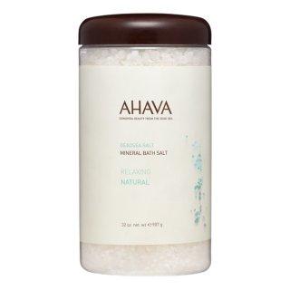 Muối Biển Chết tự nhiên 100% thương hiệu nổi tiếng AHAVA - hộp 907g thumbnail
