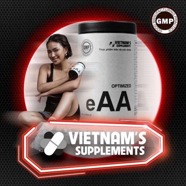 [THỰC PHẨM BẢO VỆ SỨC KHOẺ] Optimized EAA - Bổ sung amino acid