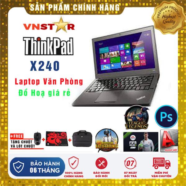 Bảng giá Laptop Lenovo ThinkPad X240 i5-4200U   Ram 4Gb/8GB   SSD 128Gb/256Gb 12.5   HD - Nhập khẩu USA Phong Vũ