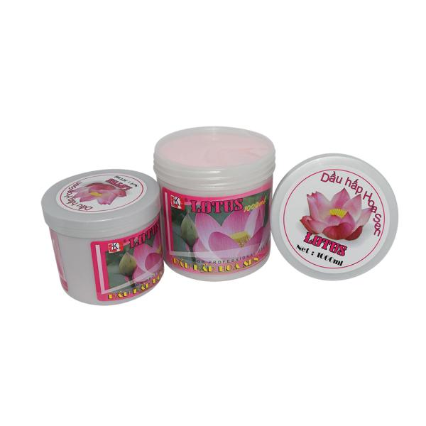 Dầu hấp dưỡng tóc Hoa Sen (Lotus Repair Hair Treatment) giá rẻ