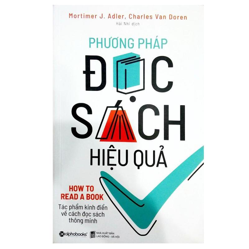 Sách - Phương Pháp Đọc Sách Hiệu Quả