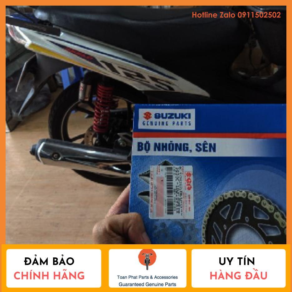 Mã Khuyến Mại Bộ Nhông Sên đĩa Cho Axelo 125